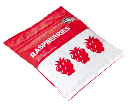 9 Pillow Raspberry