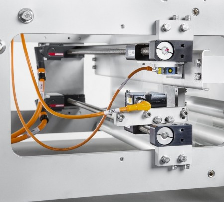 10 Vertical packaging machine HSV 210 SLIM detail