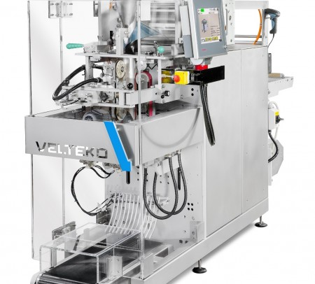 2 Vertical packaging machine HSV 210 SLIM