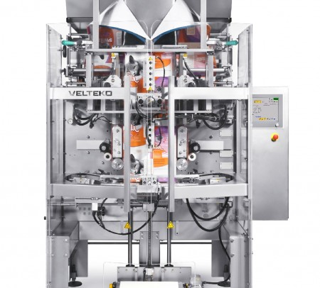 Vertical packaging machine HSV 440 front